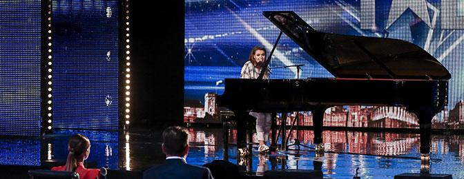 Britains Got Talent - Ella Shaw